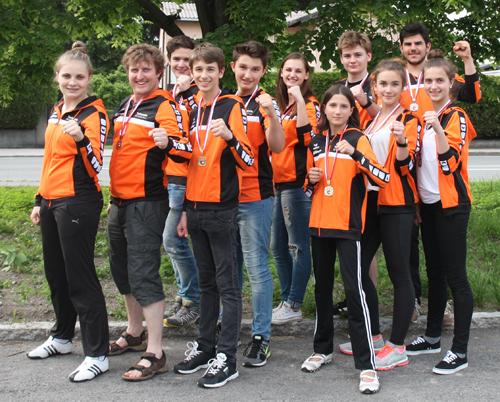 Salzburger Landesmeisterschaft 2016