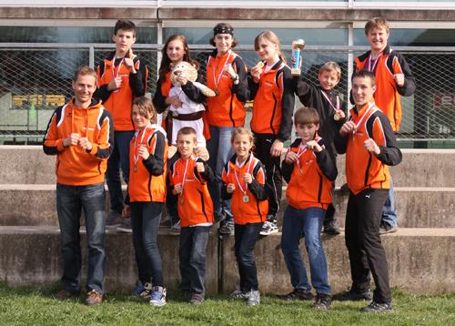 Salzburger Landesmeisterschaft 2012