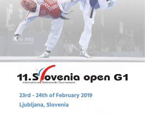 Slovenia Open 2019